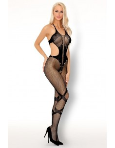 Bodystocking BITUINAM Nero