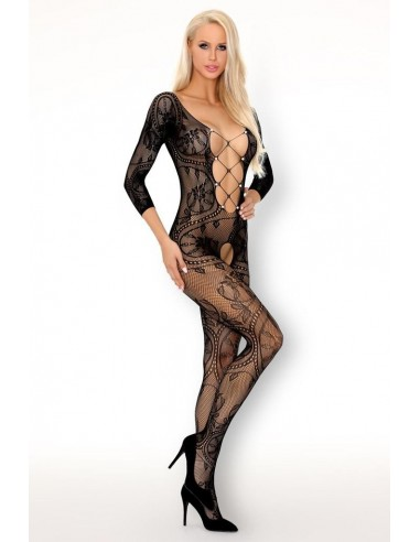 Bodystocking FAINAM Nero
