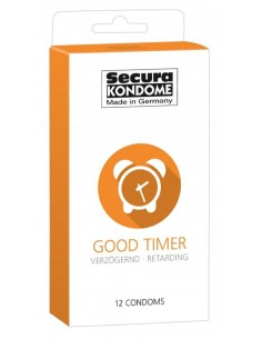 Secura Good Timer Trasparente 12pz