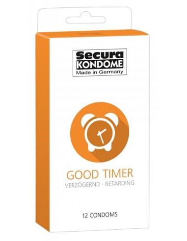 Secura Good Timer Trasparente 12pz