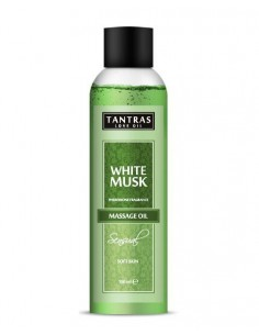 Tantras love oil 150ml White Musk