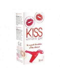 Kiss Clitoris Gel Stimolante 30ml