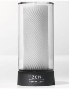 Tenga 3D Sculpted Ecstasy Bianco Zen