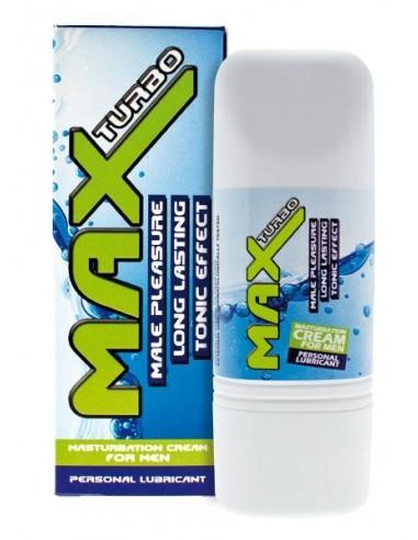 Max Turbo Masturbation Cream 75ml