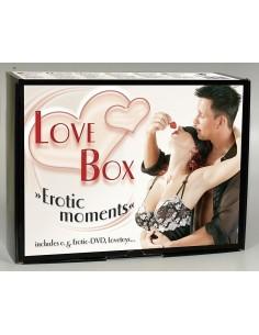 Love Box Erotic Moments Nero