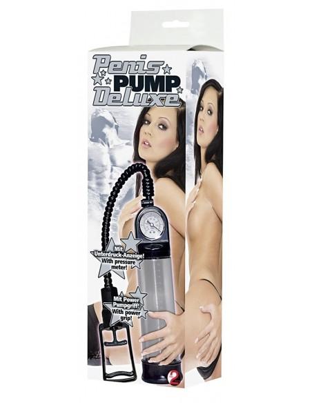 Pompa Deluxe Trasparente