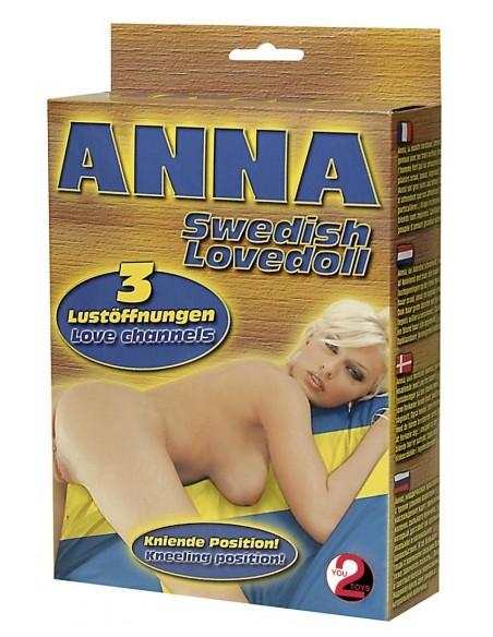 Bambola Anna Love Doll