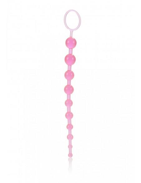 X-10 Beads Rosa